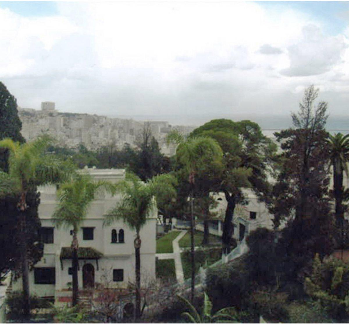 Chancellerie Suisse 224 Alger Babl